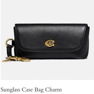 Coach Sunglass Case Bag Charm